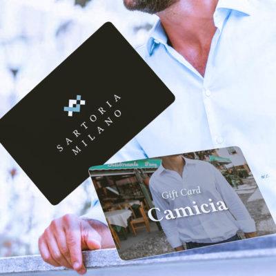 Gift Card - Camicia Uomo