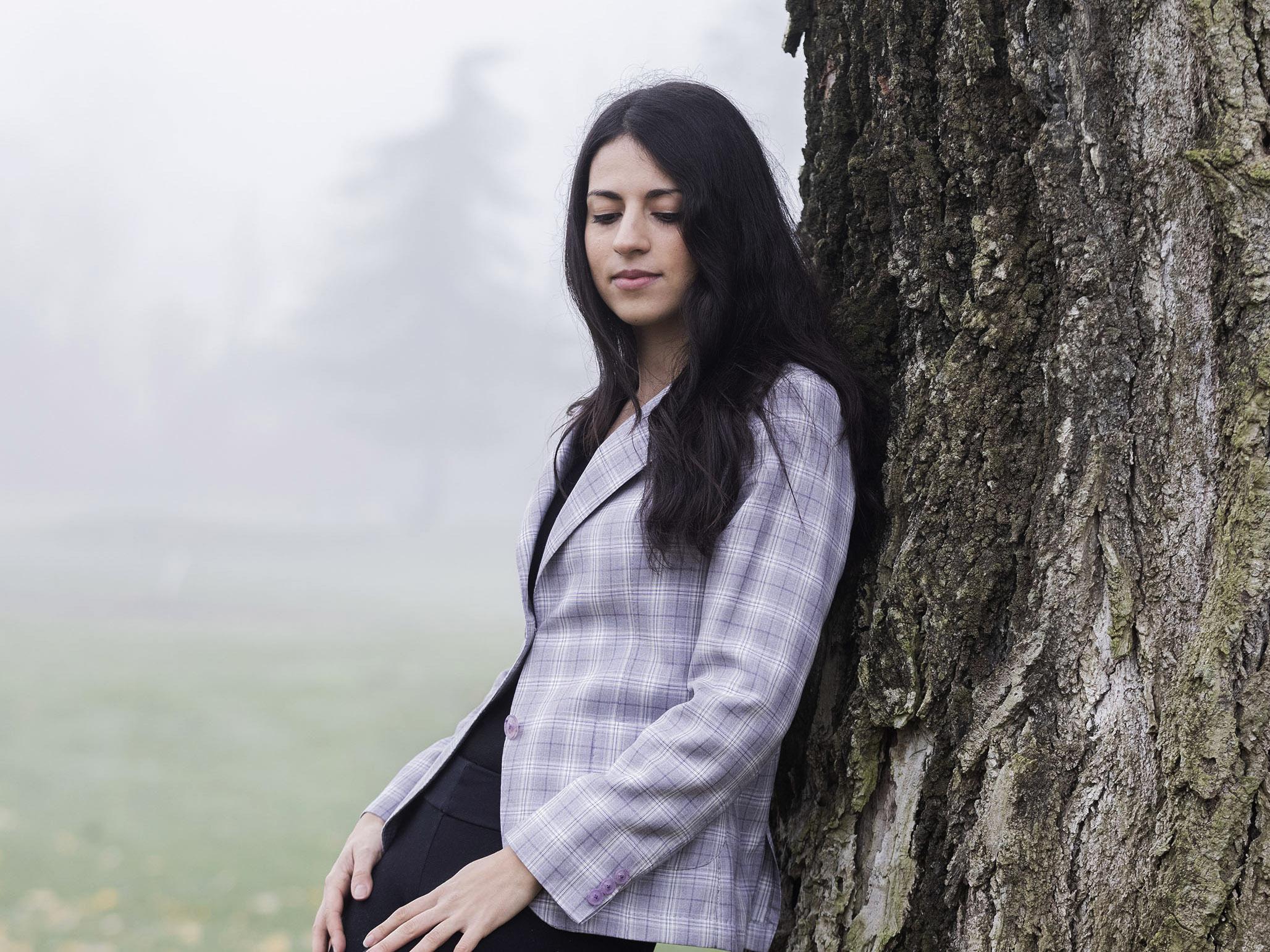 blazer di sartoria su misura donna