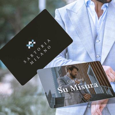 Gift Card - Su Misura